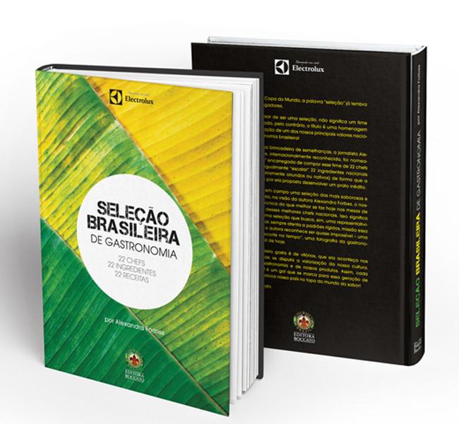 SELEÇAO BRASILEIRA DE GASTRONOMIA